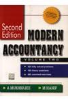 Modern Accountancy (Volume II)