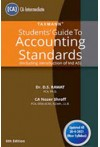 Students' Guide to Accounting Standards (CA Inter) (Including Introduction of Ind AS - As Per New Syllabus)