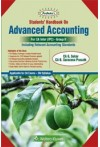 Students' Handbook on Advanced Accounting (Including Relevant Accounting Standards) (For CA Inter (IPC) - Group II - Old Syllabus)