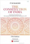 The Constitution of India (Incorporating all amendments up to the Constitution (One Hundred and Fourth Amendment) Act, 2019)