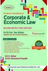 Students' Handbook on Corporate and Economic Law [For CA Final, new syllabus]