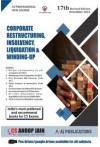 Corporate Restructuring, Insolvency, Liquidation and Winding-up (For CS Professional, New Course)