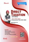 Direct Taxation with MCQs (for CMA inter) Assessment Year 2021-2022