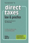 Direct Taxes Law and Practice (With Special Reference to Tax Planning)