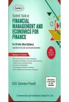 Students' Guide on Financial Management and Economics for Finance (For CA Inter New Syllabus)