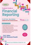 Students' Guide on Financial Reporting For C.A. Final (New Syllabus) Applicable for Nov. 2021 and Onwards Examination
