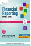 Financial Reporting Made Easy - For CA Final (As per New Syllabus for Nov. 2021 onwards Exam)