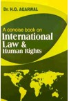 A Concise book on International Law and Human Rights