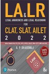 LA & LR - Legal Awareness and Legal Reasoning (For CLAT, SLAT, AILET)