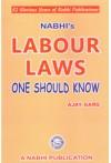 Nabhi's Labour Laws - One Should Know