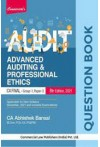 Question Book - Advanced Auditing and Professional Ethics - (CA Final Group 1, Paper 3)
