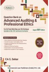 Question Bank on Advanced Auditing and Professional Ethics - For CA Final Old and New Syllabus