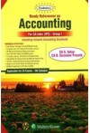 Ready Referencer on Accounting (For CA Inter (IPC) Group I) - Including Relevant Accounting Standards (For CA Exams - Old Syllabus)