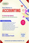 Ready Referencer on Accounting - For CA Inter New Syllabus