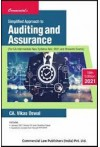 Simplified Approach to Auditing and Assurance (For CA Inter New Syllabus -  Nov. 2021 Exams)