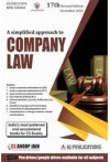 Simplified Approach to Company Law - (For CS Executive, New Course)