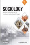 Sociology - Principles of Sociology with an Introduction to Social Thought