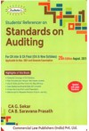 Students' Referencer on Standards on Auditing - For CA Inter and CA Final (Old and New Syllabus) (Applicable for Nov.2021 & onwards Exam)