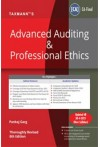 Taxmann's Advanced Auditing and Professional Ethics - CA Final (New Syllabus - Updated till 30-4-2021)