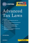 Taxmann's Cracker - Advanced Tax Laws (CS Professional - New Syllabus, For Dec. 2021 Exam)
