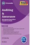 Taxmann's Cracker - Auditing and Assurance [CA Inter, New Syllabus]