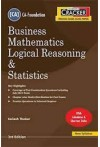 Taxmann's Cracker - Business Mathematics Logical Reasoning and Statistics (For CA Foundation, New Syllabus)
