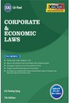 Taxmann's Cracker Corporate and Economic Laws - For CA Final - New Syllabus