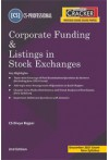 Taxmann's Cracker - Corporate Funding and Listings in Stock Exchanges [CS Professional - New Syllabus, For Dec. 2021 Exams]