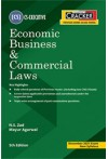 Taxmann's Cracker - Economic Business and Commercial Law (CS Executive - New Syllabus, For Dec. 2021 Exams)