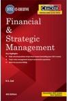 Taxmann's Cracker- Financial and Strategic Management (For CS Executive, New Syllabus, Dec. 2021 Exam)