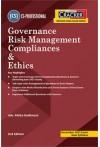 Taxmann's Cracker - Governance Risk Management Compliances and Ethics (CS Professional, New Syllabus - For Dec. 2021 Exam)