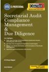 Taxmann's Cracker - Secretarial Audit Compliance Management and Due Diligence [CS Professional -  New Syllabus, For Dec. 2021 Exams]