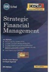 Taxmann's Cracker - Strategic Financial Management (CA Final, New Syllabus - For Dec. 2021 Exam)
