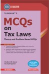 Taxmann's MCQs on Tax Laws Theory and Problems Based MCQs [CS Executive - New Syllabus]