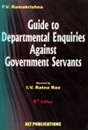 Guide to Departmental Enquiries Against Government Servants (2 Volume Set)