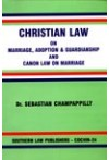 Christian Law on Marriage, Adoption & Guardianship and Cannon Law on Marriage