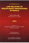 A handbook on Law Relating to Disciplinary Proceedings in Kerala