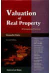 Valuation of Real Property Principles and Practice