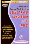Nabhi's Compilation of Central Civil Services Leave Travel Concession (LTC) Rules