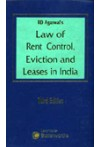 Law of Rent Control, Eviction and Leases in India