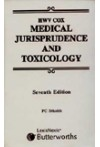 HWV COX Medical Jurisprudence and Toxicology