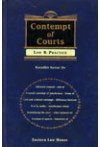 Contempt of Courts - Law & Practice