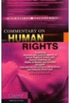 Commentary on Human Rights