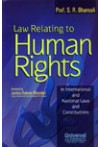 Law Relating to Human Rights (In International and National Laws and Constitutions)