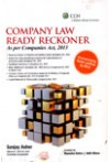 Company Law Ready Reckoner (As per Companies Act, 2013)