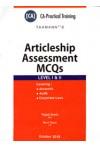 Articleship Assessment MCQs - Level I and II