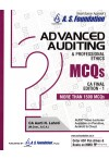 Advanced Auditing and Professional Ethics (CA Final MCQs)