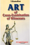 Art of Cross-Examination of Witnesses