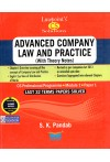 Lawpoint's CS Solutions - Advanced Company Law and Practice (With Theory Notes) - CS Professional Programme Module 1 Paper 1 (Last 32 Terms Papers solved) (Including June 2018 Question Paper)
