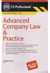 Advanced Company Law and Practice (CS-Professional) (Dec. 2017 Exams)